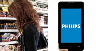 Philips e Carrefour