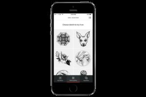 ink-hunter-for-iphone-720x480-300x200 Conheça 6 aplicativos com Realidade Aumentada