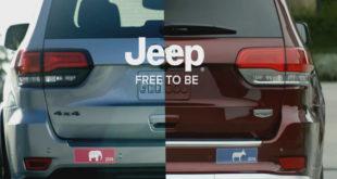 jeep publicidade pontos de contato