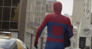 Homem-Aranha da Philips pontos de contato