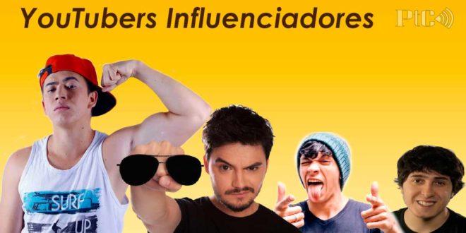 YouTubers (Imagens: Reprodução)