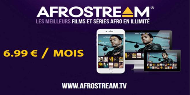Afrostream streaming com produções estreladas por atores negros