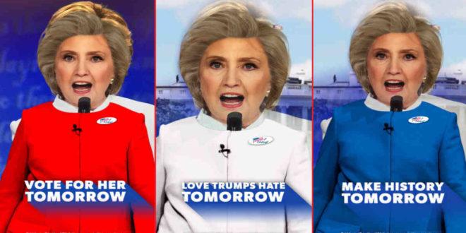 snapchat marketing politico pontos de contato