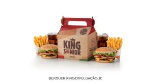 Burger King e o Lançamento King Senior