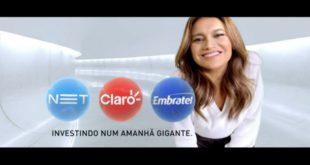 Amanhã Gigante | NET, Claro e Embratel