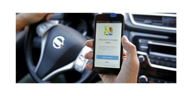 Google Maps vai ajudar a estacionar seu carro