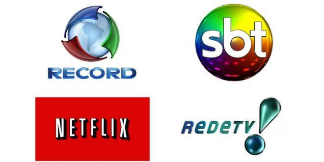Rumor: Contra operadoras, Record, SBT e RedeTV! negociam com Netflix