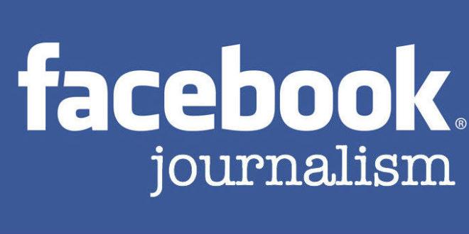 Jornalismo no Facebook ou Facebook para Jornalismo?