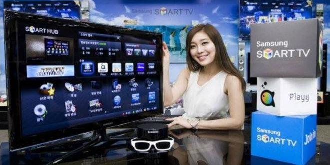 Samsung busca rentabilização por anúncios em Smart TV