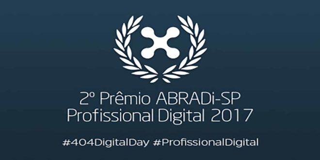 ABRADI-SP divulga finalistas do Prêmio Profissional Digital