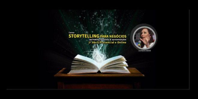 Curso Storytelling para Negócios  Martha Gabriel,
