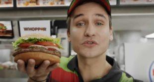 Burguer King trolla Google em campanha para o Whopper pontos de contato
