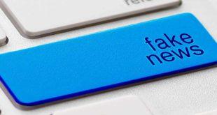 Notícias Falsas, uma luta de Facebook e Google pontos de contato