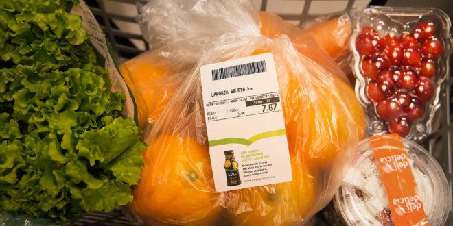 Del Valle e WMcCann surpreendem clientes em supermercado ao transformar etiquetas de balança em uma nova mídia