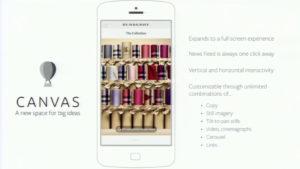 facebook-canvas-300x169 Novo formato do Facebook - Canvas a ferramenta para criar anúncios imersivos em mobile