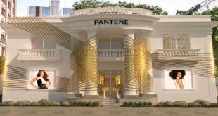Pantene inaugura novo ponto de contato em São Paulo