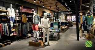 Mercado da moda com Sistema Checklist