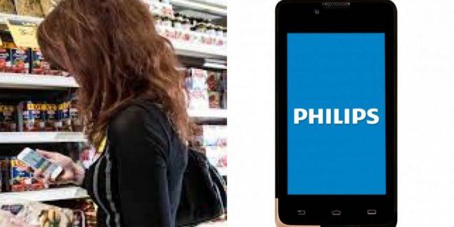 Philips e Carrefour