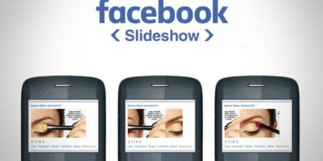 Facebook Slideshow - Formato de Anúncio