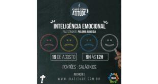 Café com Atitude - Vivendo com Inteligência Emocional