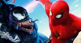 O Filme Venom Homem-Aranha