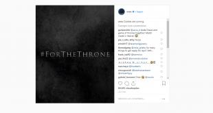 Oreo lança edição especial 'Game of Thrones'