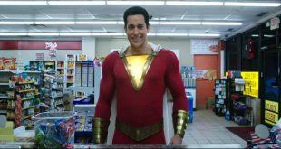 Shazam! ganha novo trailer com super-heróis